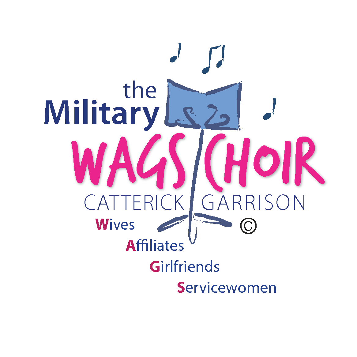 The Military WAGS Choir
